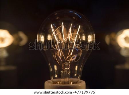 Electric Bulb #477199795