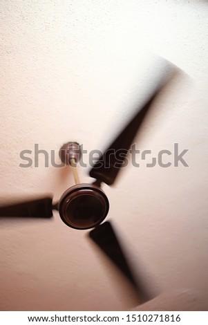 electric ceiling fan, Ceiling fan indoors #1510271816