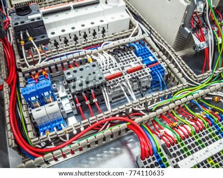 electric control panel #774110635