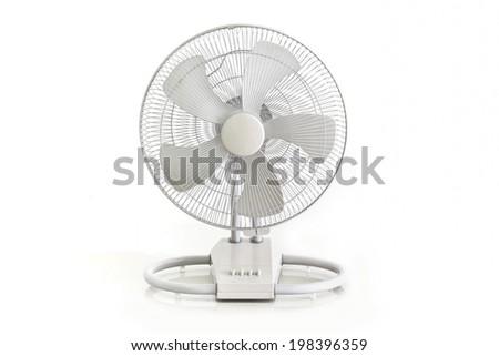 Electric Fan Isolate