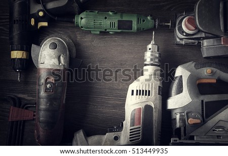 electric hand tools ...