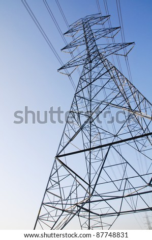 electric high voltage power