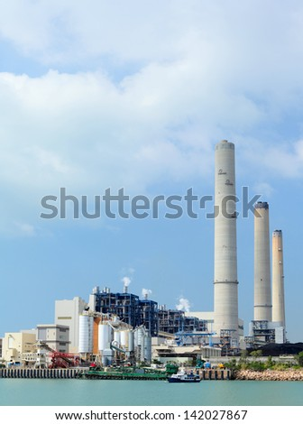 Electric power plant #142027867