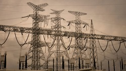 Electric transition high voltage and ampere.