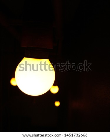 electric zero light bulb giving good interior look decorations low light pic