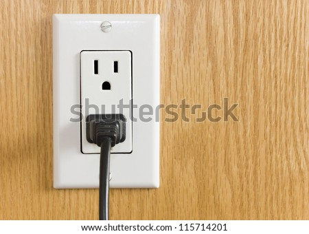 how to cut electrical outlets in paneling