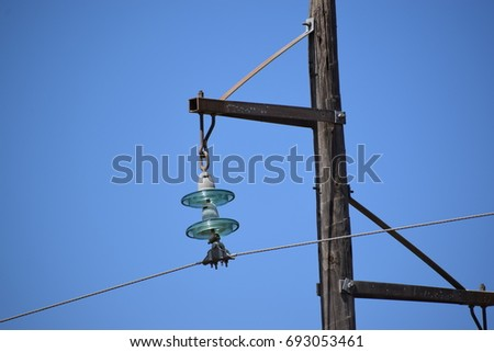 electrical pole #693053461