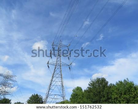 Electrical Pylons #151762532