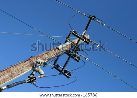 Electricity cables & Insulators