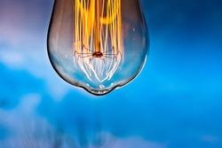Electricity. Incandescent lamp. Electrification.