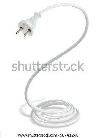 electricity plug snake