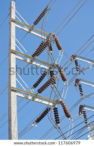 electricity post
