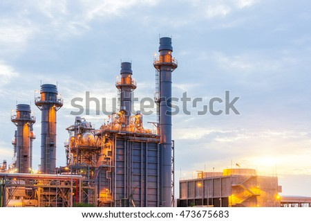 Electricity Power Plant #473675683