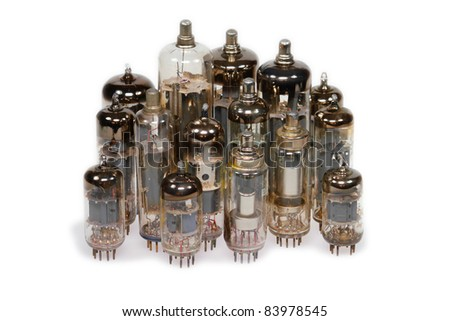 Electron tubes are still used for special applications.