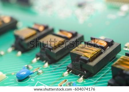 Electronic circuit #604074176