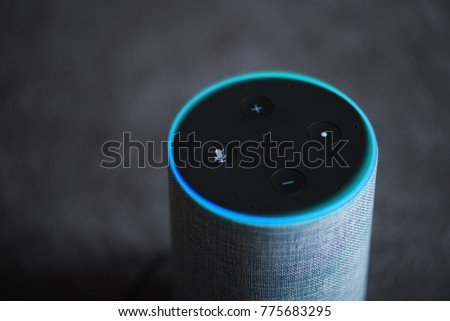 Electronic equipment smart speaker #775683295