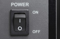 Electronic on-off switch, front power amplifier, stack image
