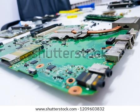 Electronics parts pc #1209603832
