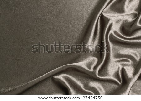 elegance and smooth satin background - stock photo