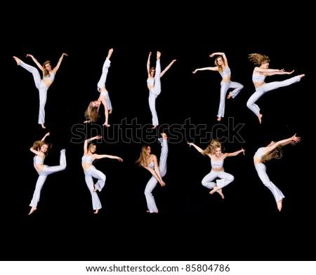 Elegance Dancers Beauty