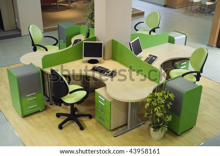 Office Interior Design on Elegant And Luxury Home  Office And Hotel Interior Design  Stock Photo