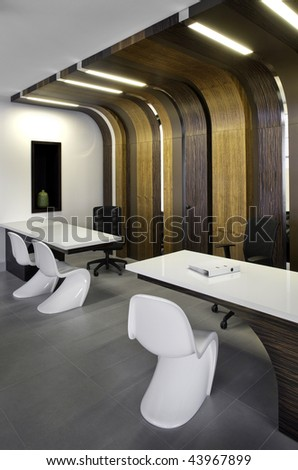 Interior Design Home Office on Elegant And Luxury Home  Office And Hotel Interior Design  Stock Photo
