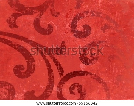 elegant arabian style decorative background. More of this motif & more backgrounds in my port.