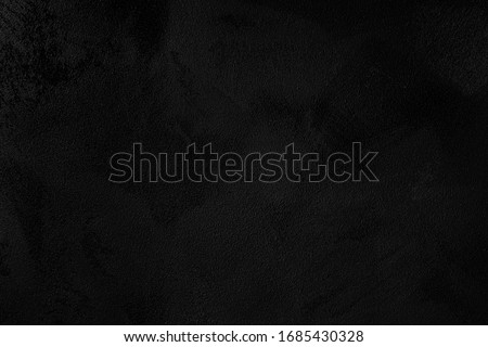 Elegant black colored dark Concrete textured grunge abstract background with roughness and irregularities. 2020 color trend. Minimalist Art Rough Stylized Texture