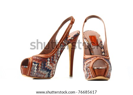 No, the thing I find difficult to understand is the female obsession with footwear. We all need to wear shoes, of course. I have maybe half a dozen pairs I