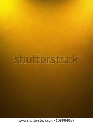 elegant gold background for Christmas holiday or golden anniversary background with smooth gradient texture with black border, luxurious gold paper for brochures or web template for luxury shiny ad