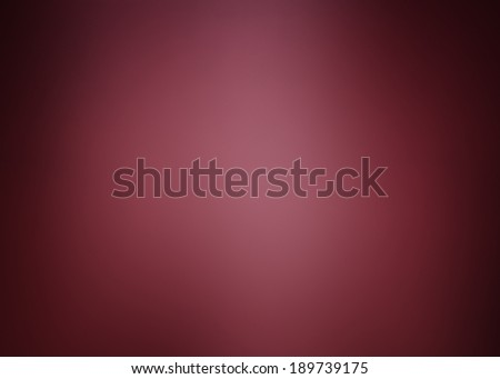 elegant gradient rich red texture background with spotlight, web template with smooth gradient color and light vintage grunge background texture.