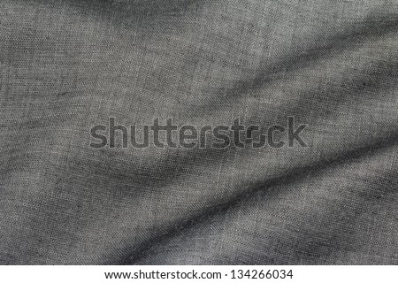 elegant gray cotton fabric texture background #134266034