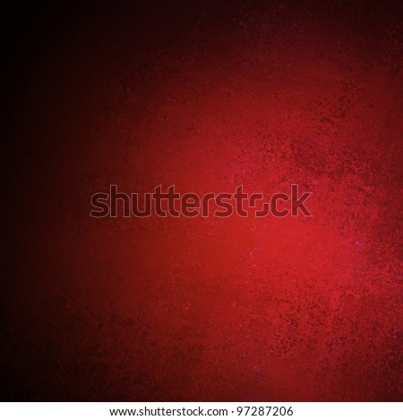 Elegant red and black background with stripe layout design and dramatic artistic lighting and vintage grunge texture