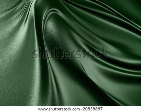 Elegant silk fabric