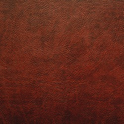 Elegant stylish dark brown bumpy leatherette background. Seamless square texture. Element for interior. Free space for text or advertisement.