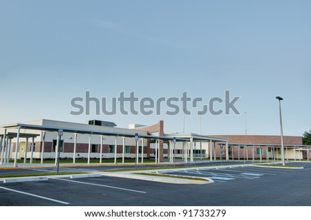 Elementary School in Crystal River Florida