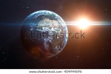 Elements of this image furnished by NASA #404944696
