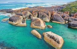 Elephant Rocks in Western Australia