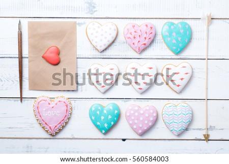 eleven hearts #560584003
