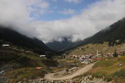 Elevit Plateau in Çamlıhemşin, one of the most beautiful plateaus of Rize