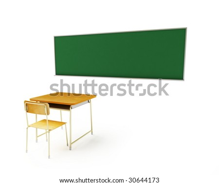 elite school on a white background