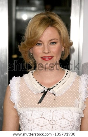 Elizabeth Banks  at the Los Angeles Premiere of 'I Love You, Man'. Mann's Village Theater, Westwood, CA. 03-17-09