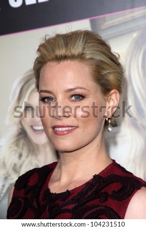 """Elizabeth Banks at the """"What to Expect When You're Expecting"""" Los Angeles Premiere, Chinese Theater, Hollywood, CA 05-14-12 - stock photo"""