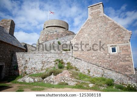 Elizabeth Castle, Saint Helier, Jersey, Channel Islands