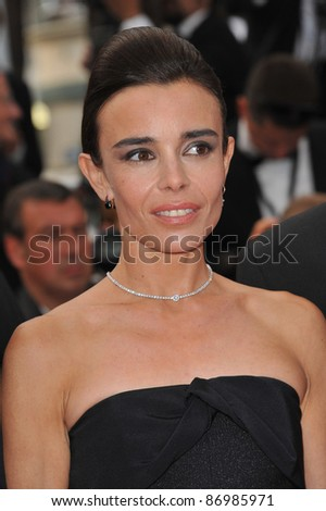 "Elodie Bouchez at the premiere of ""Sleeping Beauty"" in competition at the 64th Festival de Cannes. May 12, 2011  Cannes, France Picture: Paul Smith / Featureflash"