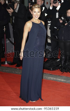 Elsa Pataky arriving for the BAFTA Film Awards 2012 at the Royal Opera House, Covent Garden, London. 12/02/2012  Picture by: Steve Vas / Featureflash