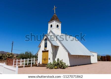 Elvis Chapel in Arizona