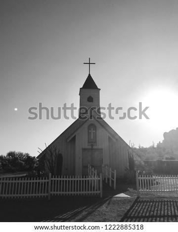 Elvis Chapel Landmark