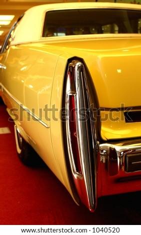 Elvis last Cadillac