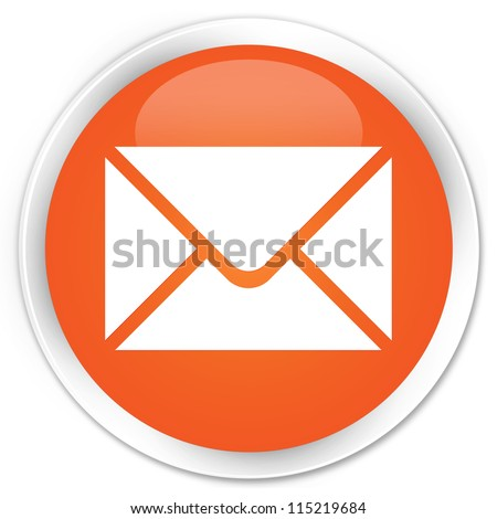 Email orange button